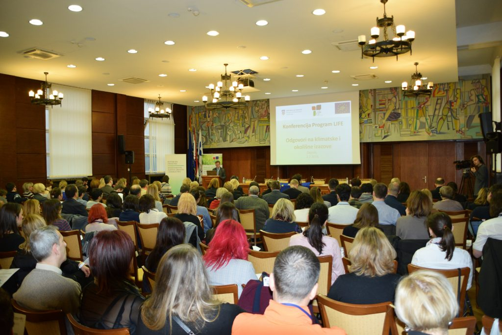 LIFE 2018 Conference in Zagreb