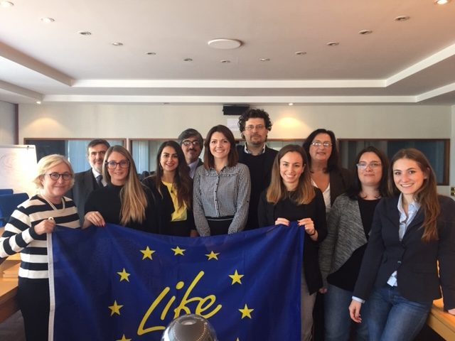 Visit to Italian National Contact point for LIFE programme and five successful Italian projects