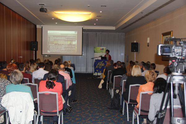 Predstavljeni projekti upravljanja i informiranja na LIFE info danu