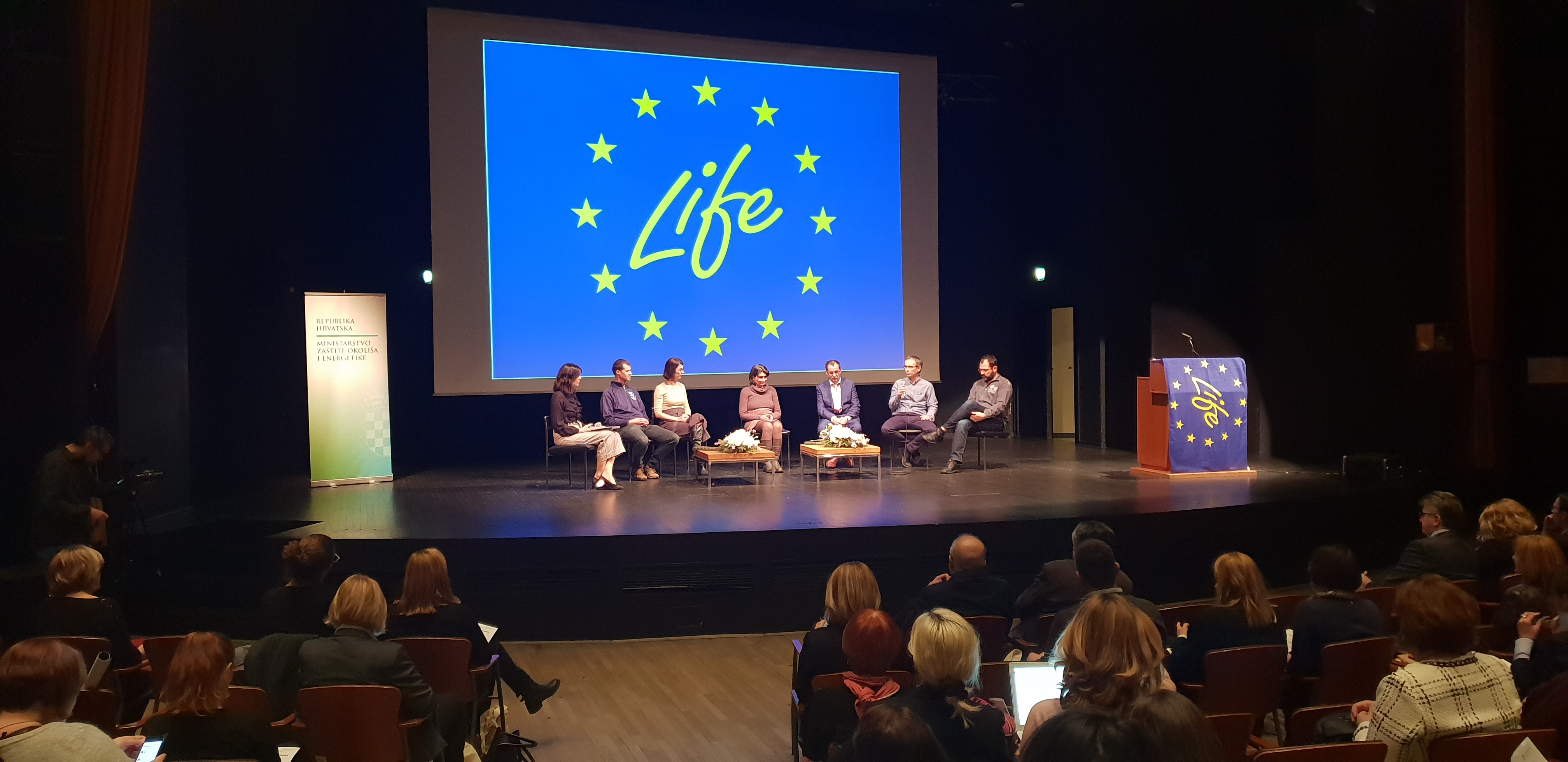 Second LIFE Conference in Zagreb