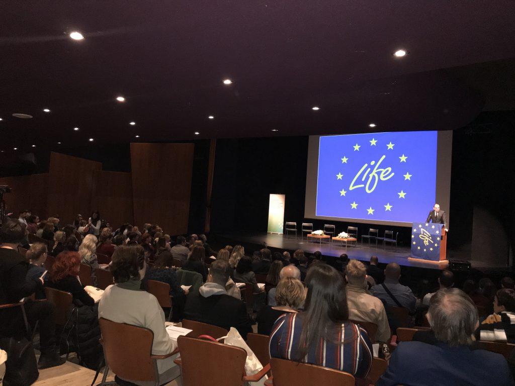 """Održana LIFE konferencija – """"Rezultati i dobrobiti LIFE projekata"""""""