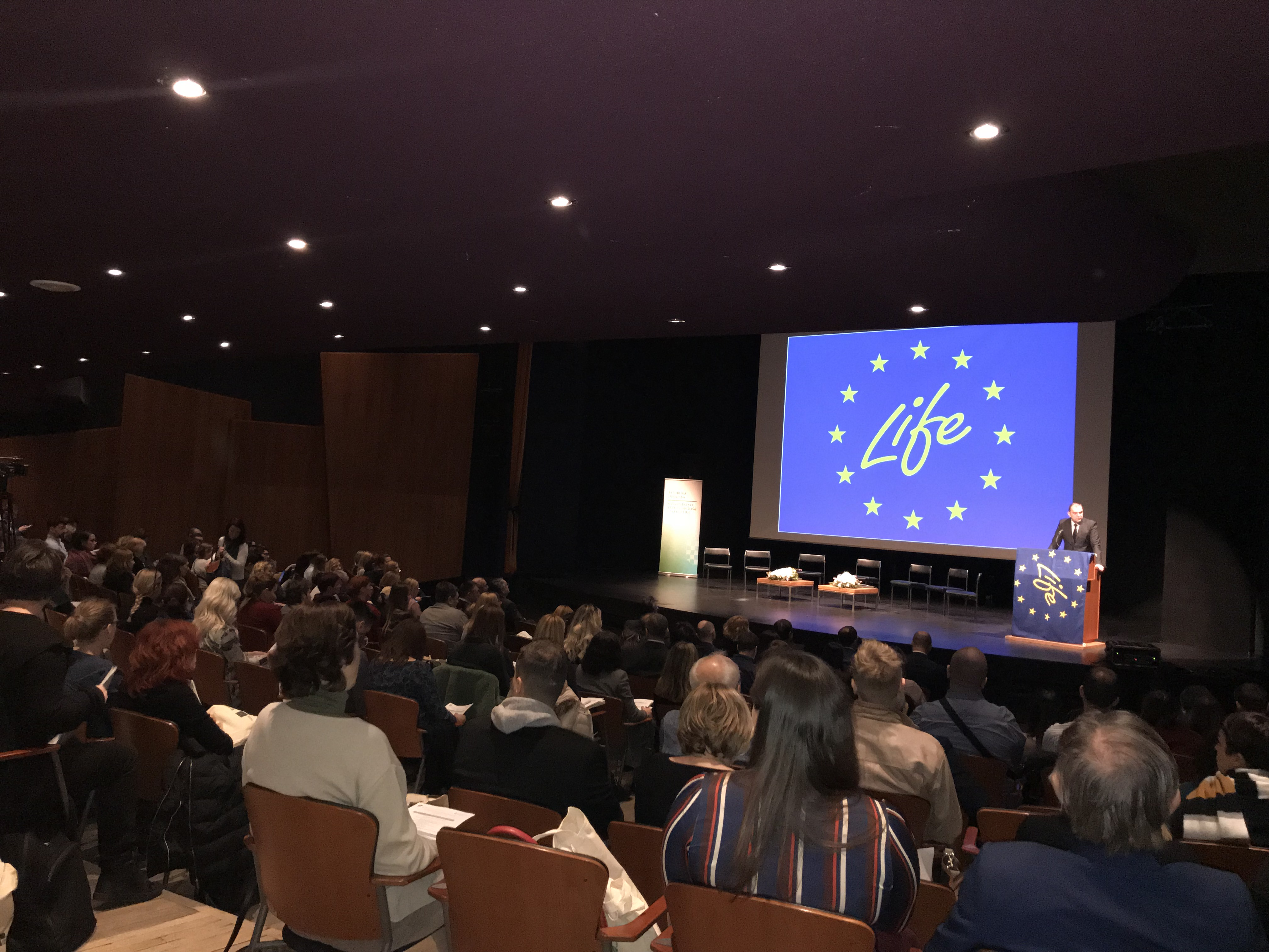 """LIFE konferencija – """"Rezultati i dobrobiti LIFE projekata"""""""