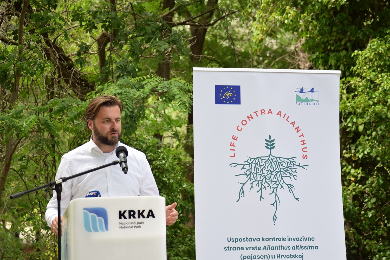 "Održana uvodna konferencija projekta ""LIFE CONTRA Ailanthus"""